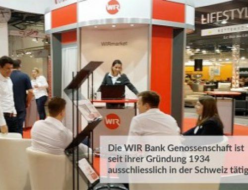 Video-Rückblick über die 76. WIR-Messe Zürich 2019